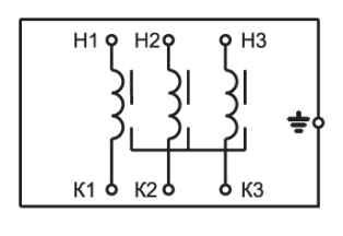 Дроссель (L) схема